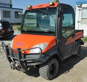 Kubota RTV1100 Utility Vehicle
