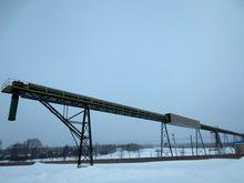View of Belt Conveyor