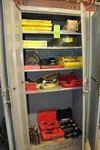 Grey Storage Cabinet