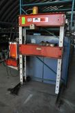 OTC 55-Ton Shop Press