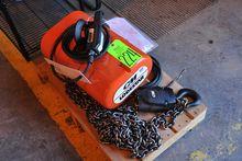Lodestar CM 2-Ton Electric Chai