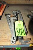 Westward Aluminum Pipe Wrench