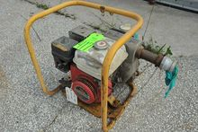 Wacker PT2 Gas Powered Pump