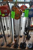 Kito 3-Ton Chain Hoist
