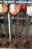 Yale 1/2-Ton Chain Hoist
