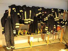 Brage  Fire brigade Textiles an
