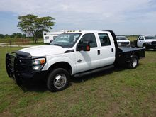 2015 2015 Ford F-350 SD Flatbed