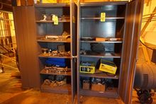 Grey Storage Cabinets