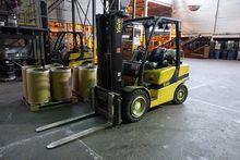 4,750-Lb. to 7,500-Lb. Forklift