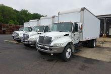 International Box Trucks