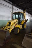 New Holland LB-90 Backhoe Loade