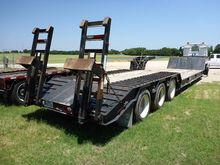 2012 2012 Viking Lowboy Trailer