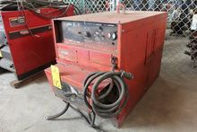 Lincoln Idealarc DC-600 Welder