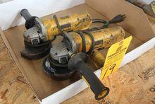 """DeWalt D28402N 4 1/2"""" Electric"""