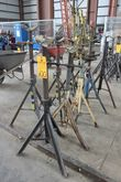 Adjustable Pipe Stands