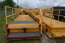 6' x 28' Cantilever Work Deck P