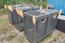 Offshore Pump Storage Baskets