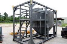 Approx. 45 BBL Capacity Cement