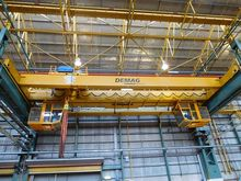 2007 Demag Overhead Travelling