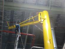 2005 Demag Radial arm jib Crane