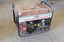 3000  Petrol Generator