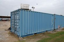 """20' x 8' x 8'6"""" H Offshore Stor"""