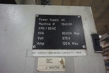 2002 Famar ERG0 400 Automatic C