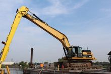 2010 Caterpillar 336DL Long Rea