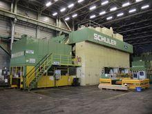 1991 Schuler TSB-2200-6-1200 Tr