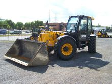 2013 JCB 550-80 AGRI
