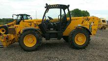 2007 JCB 550-140 LOADALL