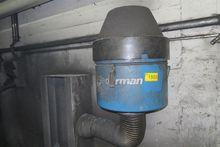 Nederman dust extractor