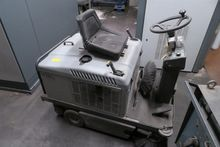 Nilfisk sweeping machine