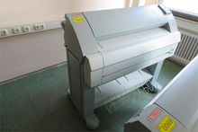 Wide format copier OCE TDS 400