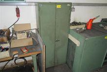 Metal storage cabinet SSI Schäf