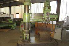 1962 Radial drilling machine WM