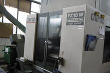 1999 milling machine Chiron FZ1