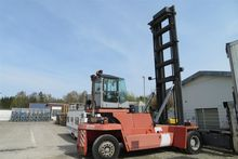 2003 Container Forklift Truck K