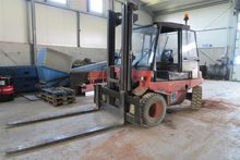 1991 Rough terrain truck Linde