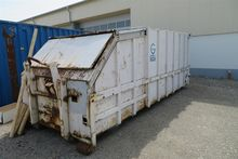 1986 Press container Klaus KPC