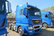 Tractor MAN TGX 26.480 6x2