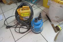Submersible pumps div. Manufact
