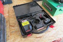 Würth cordless screwdriver