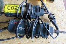 Bosch straight grinders