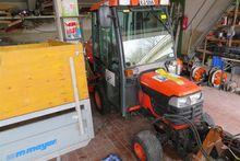 KUBOTA small tractor tractor tr