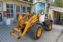 2004 wheel loader Liebherr L506