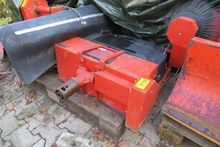 1988 Forage harvester Wima for