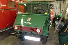 Unimog 2010 Oldtimer restored i