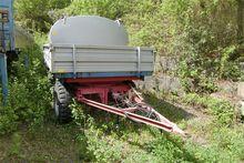 2-axle trailer Müller Mitteltal