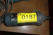Grinding machine Bosch 1210